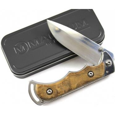 Zatvárací nôž Böker Magnum Prestige Hunter