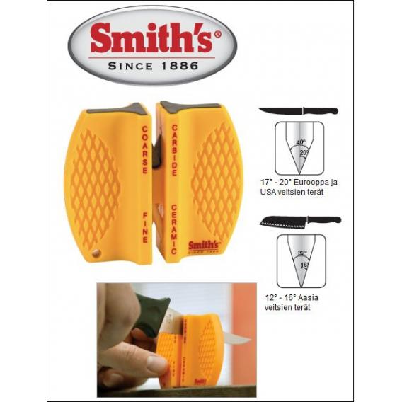 Brúska na nože Smits malá