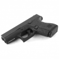 Talon Grip Glock 43 Rubber black