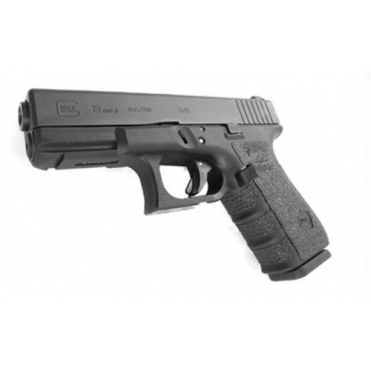 Talon Grip Glock 19 Gen. 4 Rubber - black