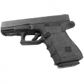 Talon Grip Glock 19 Gen. 4 Granulate black