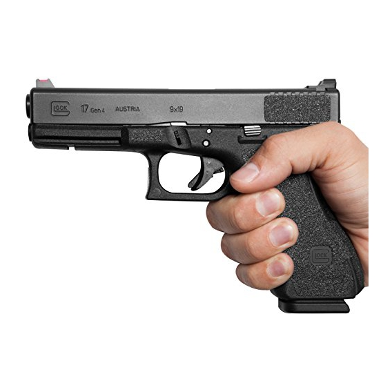 Talon Grip Glock 17 Gen. 4 Granulate black