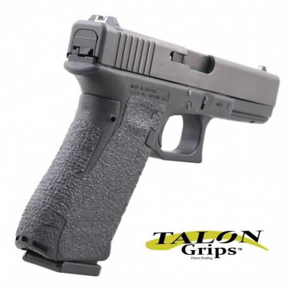 Talon Grip Glock 17 Gen. 4 Rubber - black