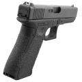 Talon Grip Glock 17 Gen. 5 Rubber black