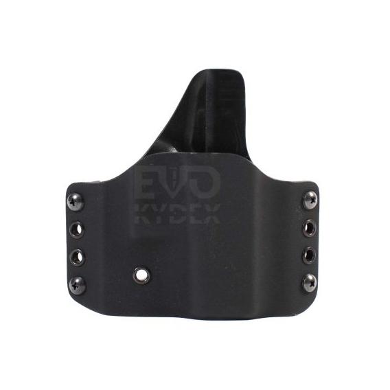 Kydexové púzdro na Glock 43 vonkajšie