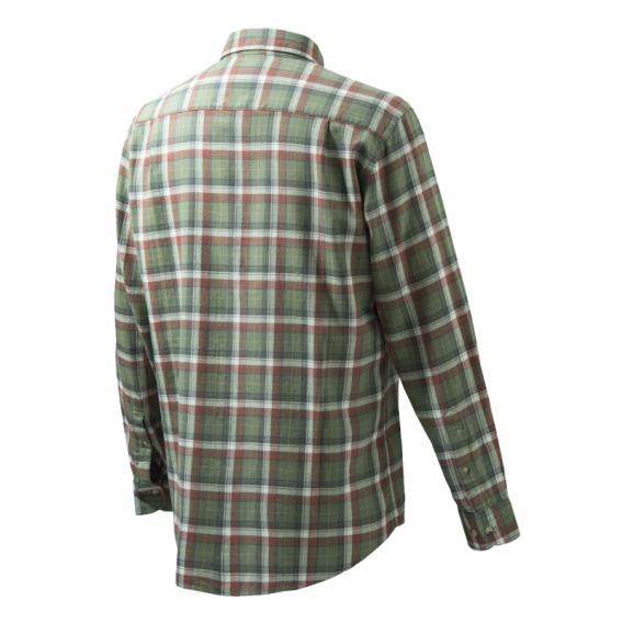 Košeľa Beretta Flannel Button kocková