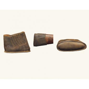 Kožená botka na pažbu 20mm