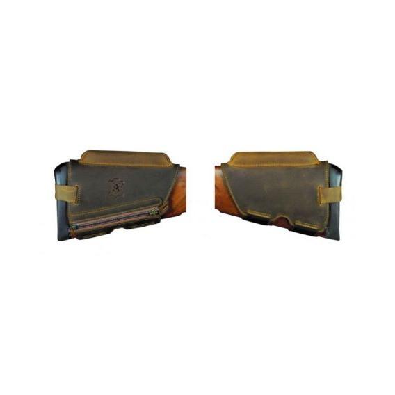Zvýšená lícnica 28mm so zipsom