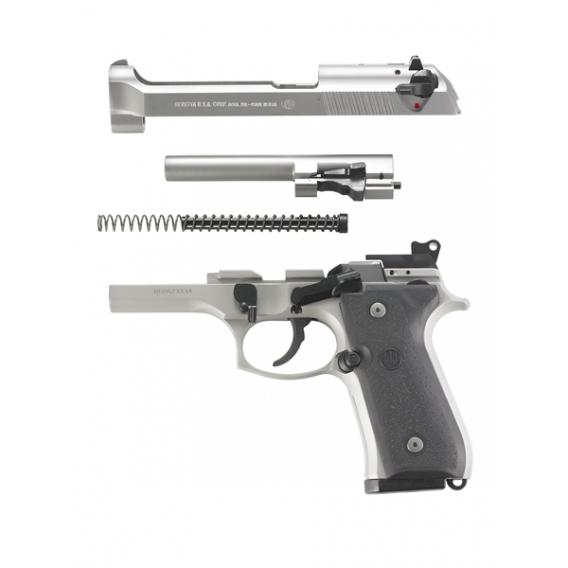 Beretta 92FS Inox, kal.9mm Para