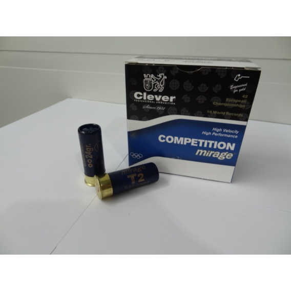 Clever - Mirage T2 Competition Skeet 2mm 24g