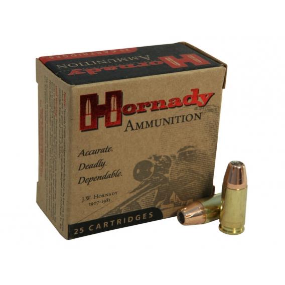 Hornady 9mm Luger XTP 147gr