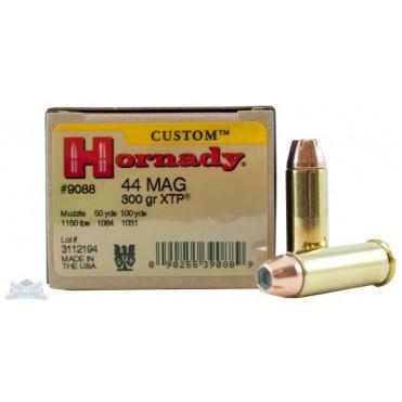 Hornady .44 Mag. 300gr, XTP