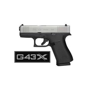 Pištoľ Glock 43, kal.9x19mm