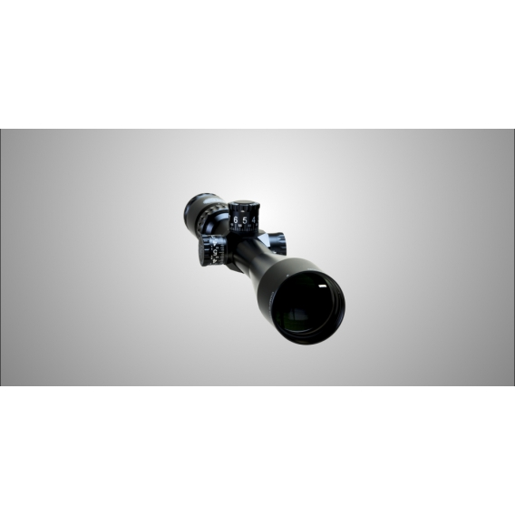 Nightforce Competition 15-55x52 FCR1