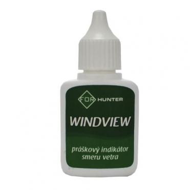 WINDVIEW Práškový indikátor smeru vetra