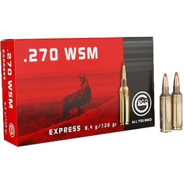 Geco 270 WSM. Express 8,4g
