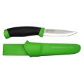 MORAKNIV nôž, Companion Green Stainless