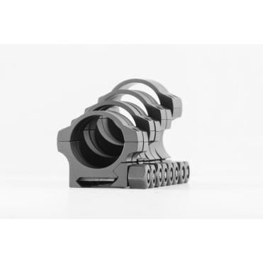 Nightforce Hliníkové krúžky 30 mm-Low (22,86mm) weaver