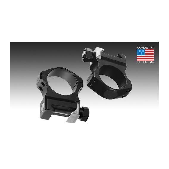Nightforce XTRM Ultralite krúžky 30 mm weaver - Medium(25,4mm)