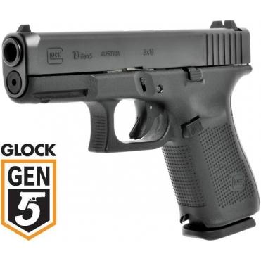 Pištoľ Glock 19 Gen5, kal. 9x19 mm