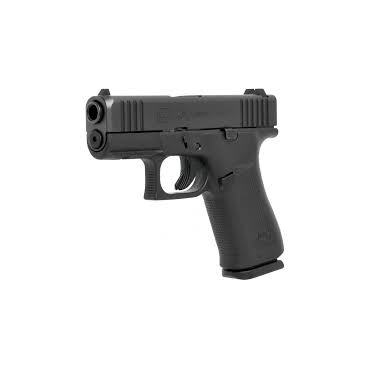 Glock 43X Rail Black, kal.9x19mm