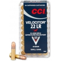 CCI .22LR Velocitor 40gr/2,59g Copper-Plated HP