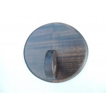 Diviačí štítok frézovaný veľký 20x22cm, č.41