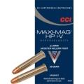 CCI .22WMR Maxi-Mag HP+V 30 gr/1,94 JHP