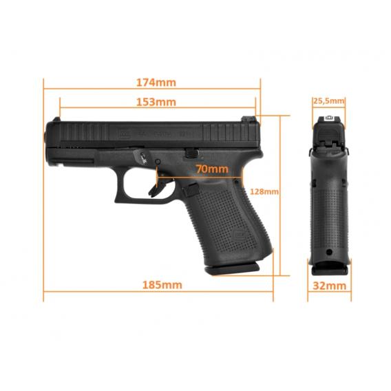 Glock 44, kal. .22LR
