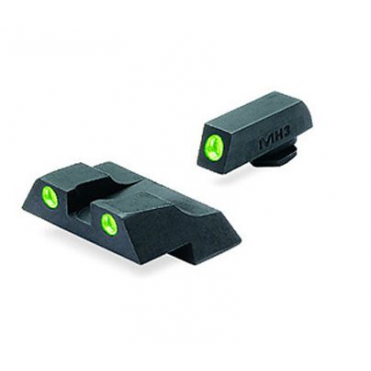 Nastaviteľné mieridlá Meprolight Trudot pre Glock