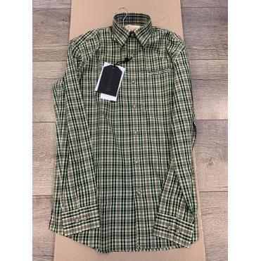 Košeľa Beretta Wood Plain Collar kocková