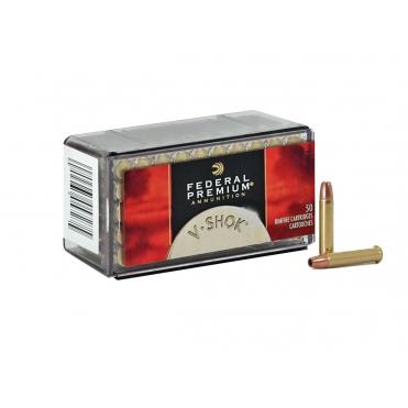 Federal Premium .22WMR V-Shok 30 gr/1,94g Speer