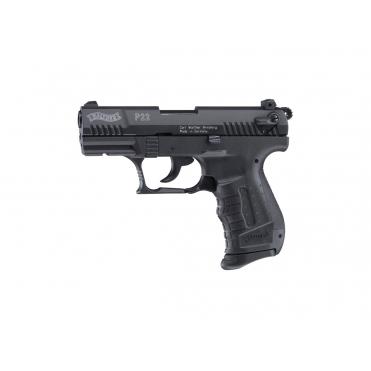 Walther P22 čierna, kal.9mm P.A.K.