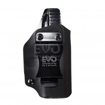 Kydexové púzdro na Glock 43X čierne vnútorné