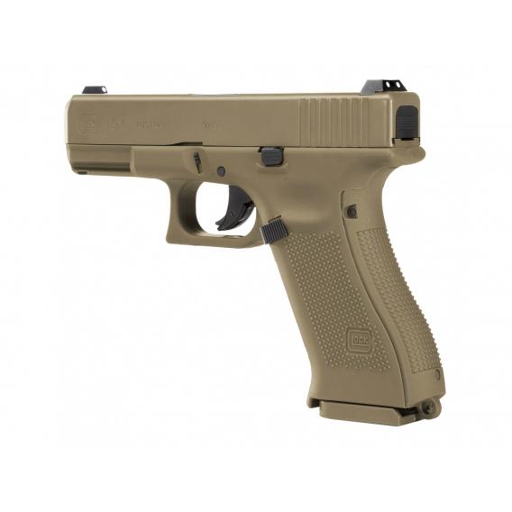 Pištoľ CO2 Glock 19x4,5mm BB