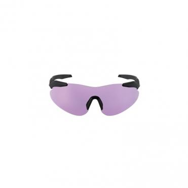 Strelecké okuliare Beretta fialové