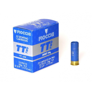 Fiocchi kal.12/70 TT Two Skeet 2mm 24g