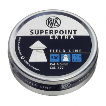 RWS Diabolo SuperPoint Extra, kal. 4,5mm