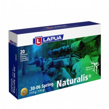 Lapua 30-06 Spring. Naturalis 11,0g
