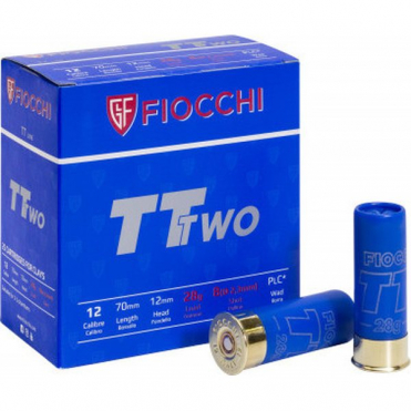 FIOCCHI 12/70 TT Two 2,4mm 28g