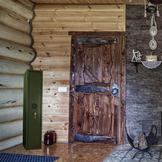 Rottner Trezor/Skriňa na zbrane Montana 5 zelená