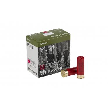 Fiocchi PL34 34g  3,9 mm  12/70