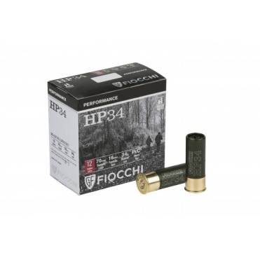 Fiocchi HP34 34g  3,5 mm 12/70