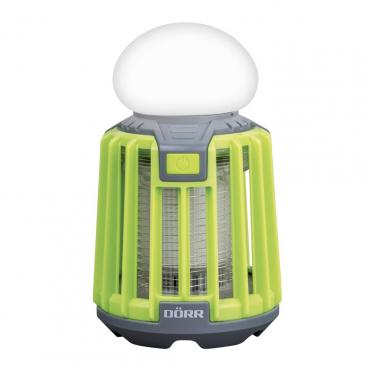 DORR Lampa Anti-Mosquito MX-9 neon green