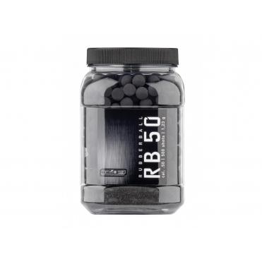 Strely T4E Rubberball RB 50 1,23 g, kal. .50, 500 ks