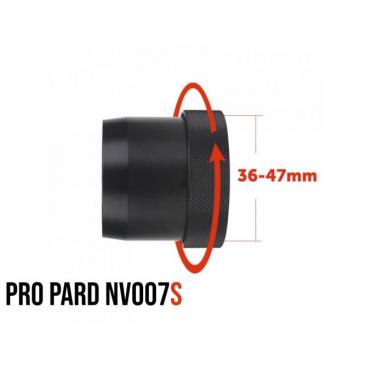 Rýchloupínacia objímka pre PARD NV007S