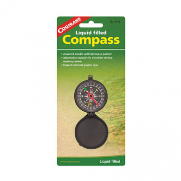 Kompas Coghlan's Liquid Filled Compass