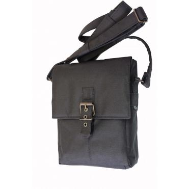 Elegantná taška na plece šedá