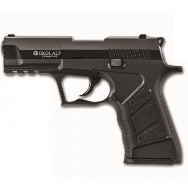 Plynová pištoľ Ekol Alp, kal.9mm, čierna