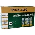 Sellier & Bellot Slug špeciál 12/67,5 32g